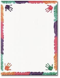 School Page Borders | Preschool Memory book stuff ...