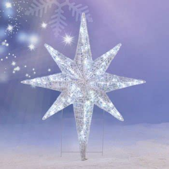 outdoor lighted christmas star  amazing outdoor