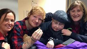 Ed Sheeran accepts fan's proposal days before her death ...