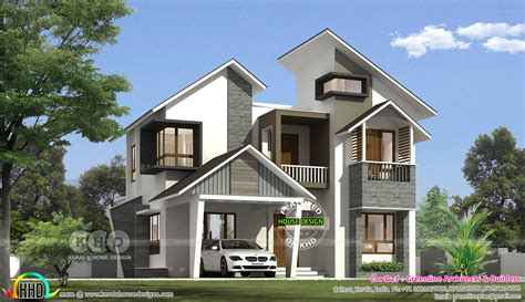 3 bedroom contemporary house plans ultra modern contemporary 1822 sq ft 3 bedroom home 17980 | modern ultra modern house
