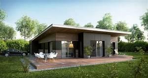 Architecture - 3d - Maison - Bois