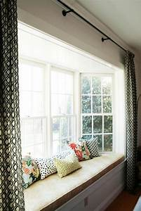 17 best ideas about bay window seats on pinterest www for Window bench seat for a sweet living room