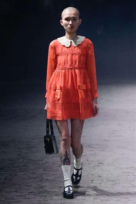 gucci fall winter milan fashion week en moda