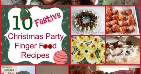 10 festive christmas party finger food recipes readers