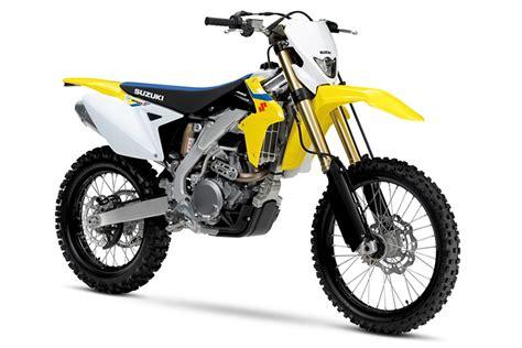 Suzuki Dirt Bike by 2018 Rmx450z Suzuki Powerful Dirt Bike Review Bikes Catalog