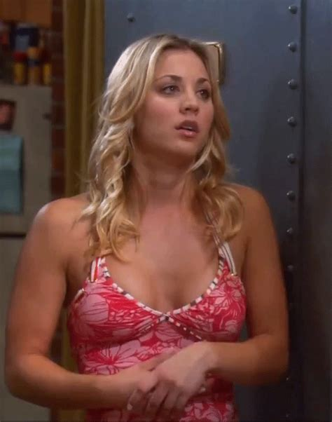 kaley cuoco big bang theory gifs gotceleb