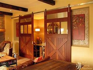 barn door room divider interesting ideas for home With barn doors for interior rooms