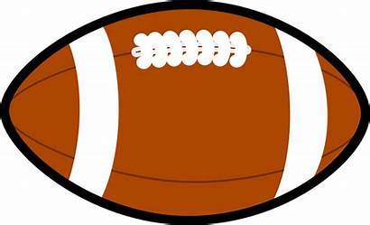 Football Ball American Clipart Transparent Without Sports