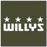 willys overland logo willys overland brands of the world download vector