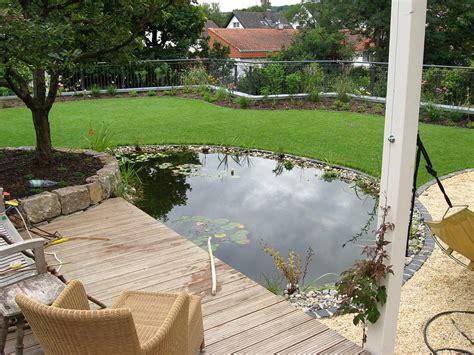 Teich Auf Terrasse teich auf terrasse zum teich auf der terrasse in sechs