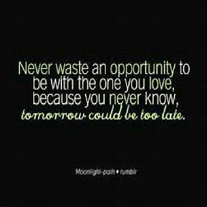 Famous Quotes About Being Late Quotesgram