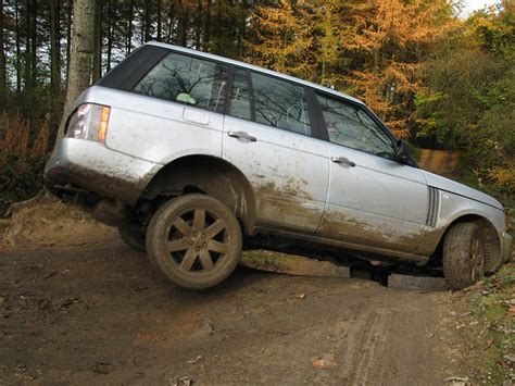 land rover off road heeyoung 39 s blog justin lane 39s range rover was given the