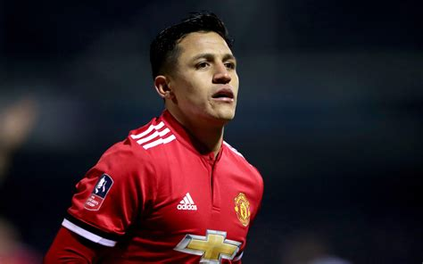 Alexis Sánchez Manchester United 4K Wallpapers - Wallpaper ...