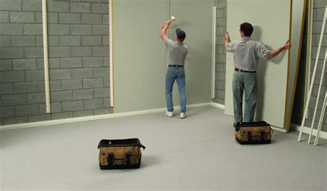 What Material For Basement Walls?  Home Improvement Stack