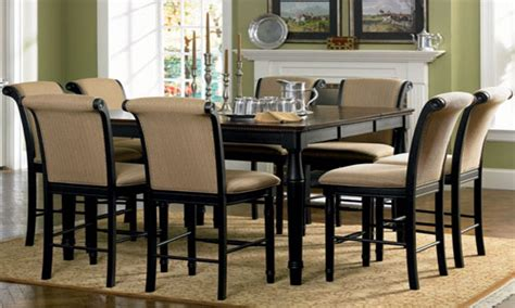 kitchen tables square counter height dining set clearance