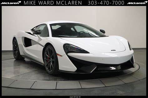 2019 mclaren 570s coupe new 2019 mclaren 570s coupe 2d coupe in highlands ranch