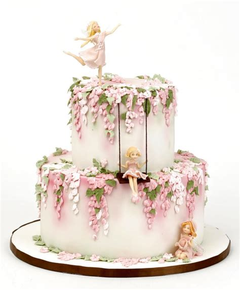 fairy cakes ideas  pinterest fairy birthday
