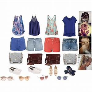 Summer Outfit Ideas for Teens | fashion look from April ...
