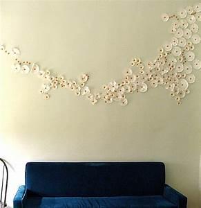 20 Einfache Handgemachte Wand Kunst Ideen