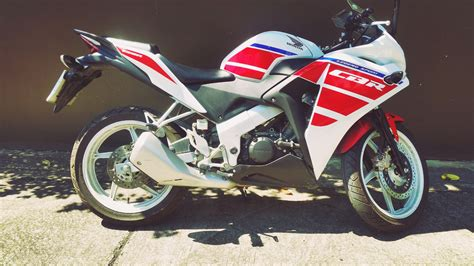 honda cbr 150cc mileage honda cbr 150 7 2016 only 5 month old and just 1 300