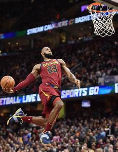 Lebron James Vertical Leap Is 44 Inches Check Out His