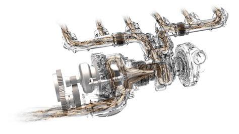 volvo trucks  turbo compound engine youtube