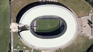 DLR - Earth Observation Center - Fußball-Weltmeisterschaft