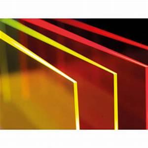 Perspex Cast Acrylic Fluorescent Colour Sheets