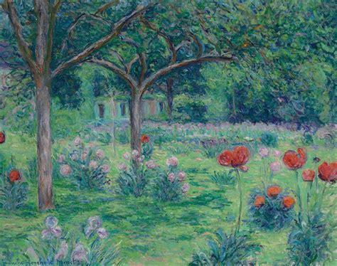 blanche hoschede monet 1865 1947 le jardin de monet 224