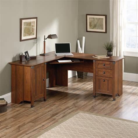 cherry corner computer desk carson forge washington cherry corner computer desk