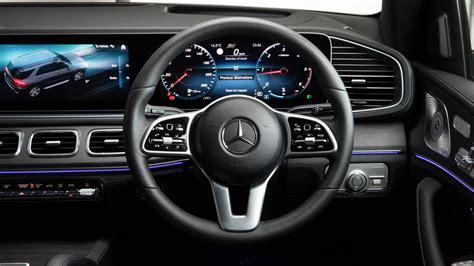 Mercedes Benz Gle 300 D 4matic Amg Line 2019 4k Interior