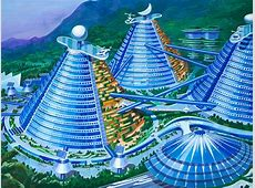 A North Korean Architect's Crazy Visions of the Future WIRED