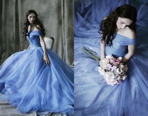 Best 25+ Blue Wedding Dresses Ideas On Pinterest