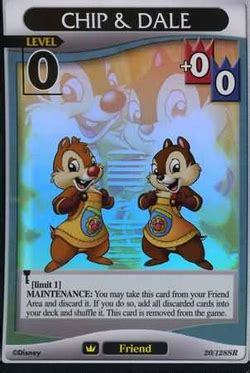 cardchip dale kingdom hearts wiki  kingdom hearts