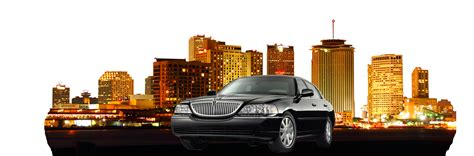 Limousine Service In New Orleans by New Orleans Limousine Service Wedding Limos And