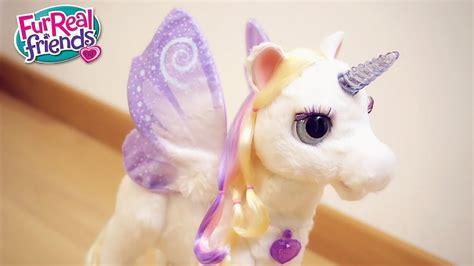 un si鑒e starlily il mio unicorno magico e interattivo furreal
