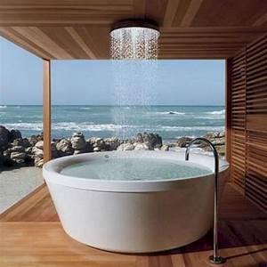 Japanese, Soaking, Tub, With, Shower, U2013, Decoredo