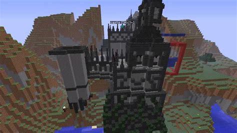Minecraft Dark Fortress Timelapse!