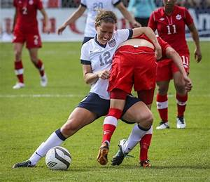 Canada meets U.S. in women's soccer for the first time ...