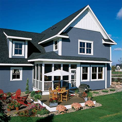 barn or boothbay blue exterior inspiration on the