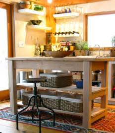 build your own kitchen island pics photos your own kitchen island the inspired room