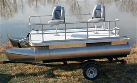 Fishing Pontoon Boat Brands by Brand New 12 Ft Two Person Sport Pontoon Fishing Boat
