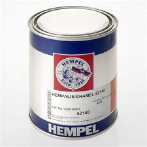 hempel 5214 marine enamel gloss colours 1l