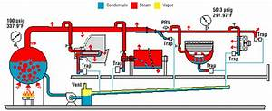 Thermidaire Steam Loop Diagram Water Treatment Chemicals
