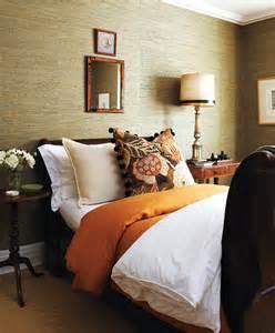 the burnt orange bedroom wealth abundance