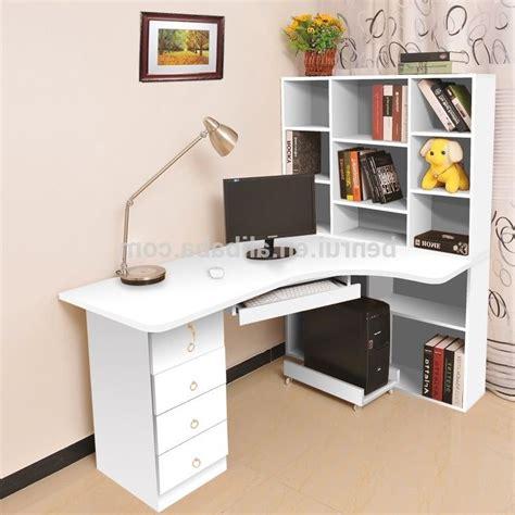 study desk and bookshelf open shelf bookcase with computer corner table buy open