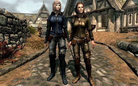 armor retextured dv at skyrim nexus mods and community skyrim nexus mods and community Triss