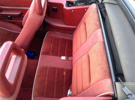 Bid 2 Win by 1986 Ford Mustang Gt Convertible 2 Door 5 0l No