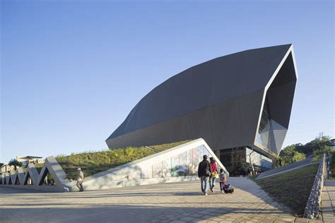 Zhonghe Sports Center  Qlab Archdaily