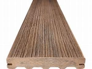 Lame De Terrasse Composite : lame terrasse composite forest tekabois ~ Melissatoandfro.com Idées de Décoration